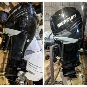 Mercury Outboard Exhaust Tuner